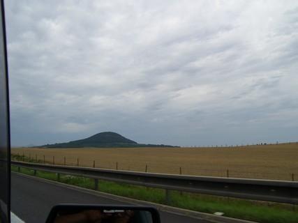 FOTKA - Moje rodná hora Říp