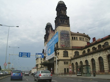FOTKA - PRAHA - Hlavní nádraží