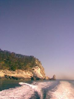 FOTKA - Moře, útes, zeleň