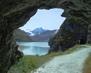 Pohled na jezero Dix