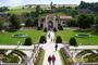 Nové Hrady - cesta k zámku