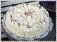 kokosový dortík