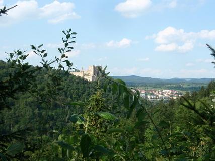 FOTKA - hrad Boskovice