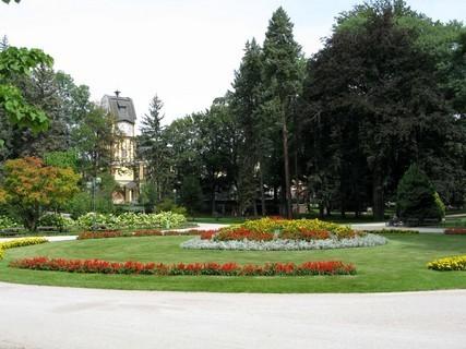 FOTKA - Jiráskovy sady v Hradci.