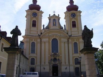 FOTKA - Basilika v Hejnicích