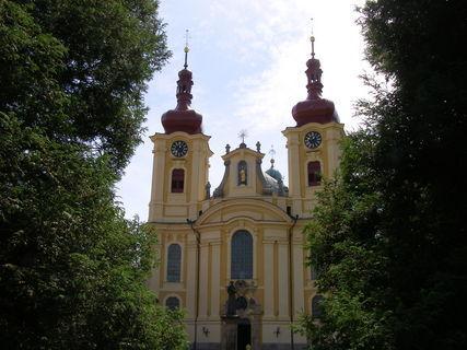FOTKA - basilika Hejnice*