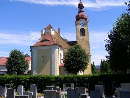FOTKA - kostel v Hejnicích