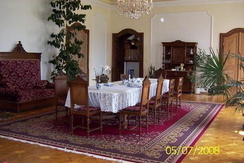 FOTKA - Nové Hrady - zámecká jídelna