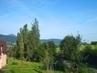 Letní výhled z mého okna na Ještěd /liberecký kraj/- 9.8.2009