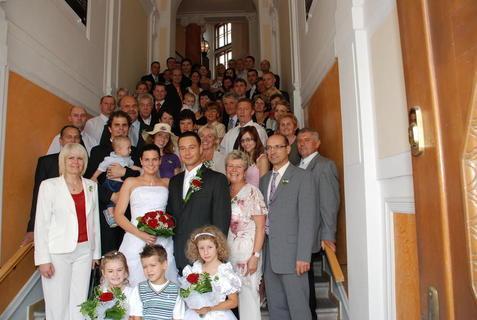 FOTKA - svatba focení