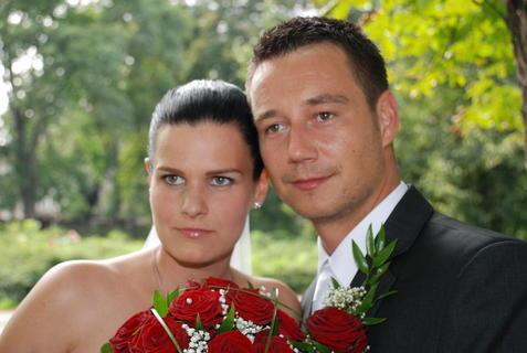 FOTKA - novomanželé