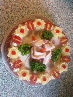 FOTKA - Chlebový dort