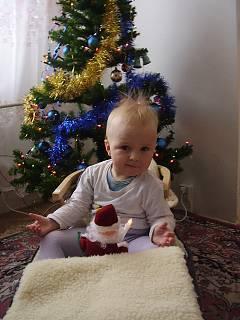 FOTKA - Sedim, čekám... a dárky nejsou