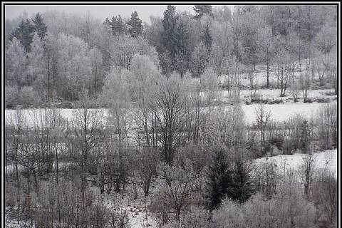 FOTKA - zamrzlý kopec
