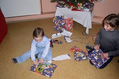FOTKA - Vánoční trhání