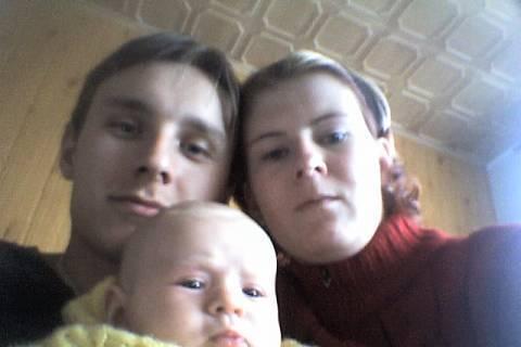 FOTKA - my tři