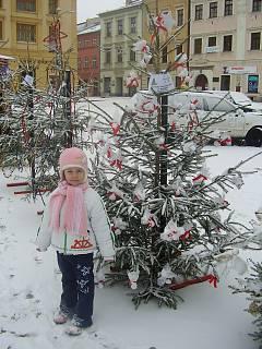 FOTKA - Je to vánoční stromeček naší MŠ