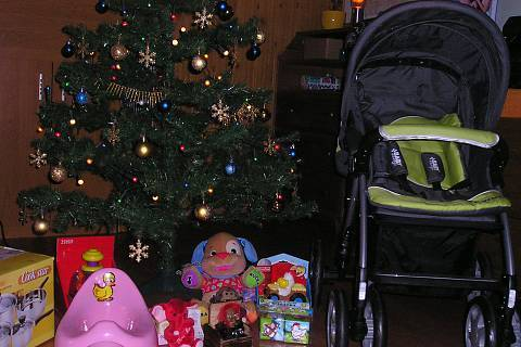 FOTKA - vánoce přicházejí