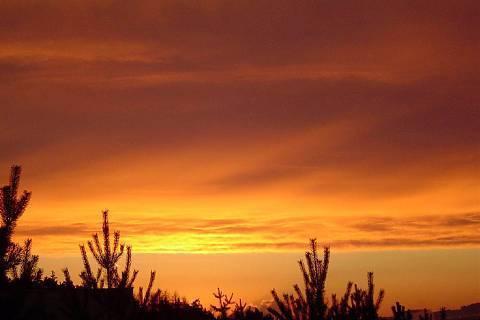 FOTKA - vychod slunce :-)