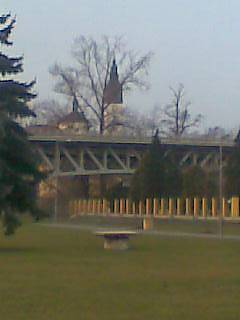 FOTKA - Most v Litoměřicích na soutoku Laba a Ohře