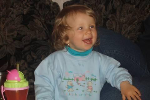 FOTKA - moje sestřenka MARKETKA