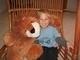 Lukášek se lvem