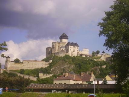 FOTKA - plavba -hrad
