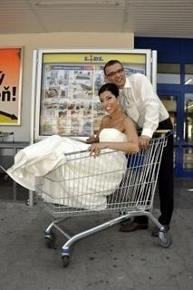 FOTKA - Ideme na nákup :)