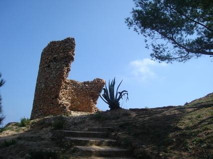 FOTKA - BARCELONA - VÝSTUP NA VYHLÍDKU