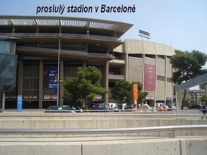 FOTKA - Stadion Barcelona
