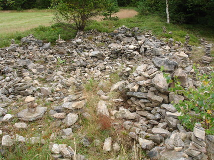FOTKA - Šumava - kameny
