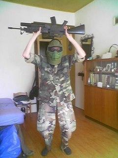 FOTKA - Vojáček