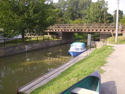 FOTKA - Baťův kanál-přístav1