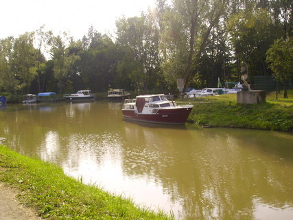FOTKA - Baťův kanál-přístav2