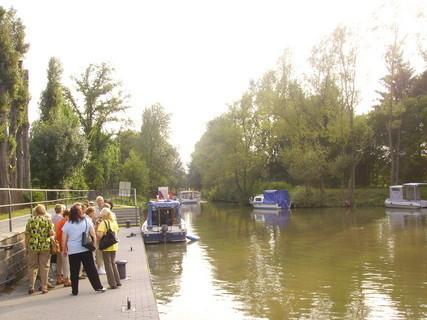 FOTKA - Baťův kanál-přístav5