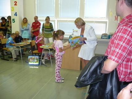 FOTKA - Naše školačka