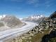 Jungfrau - Aletsch ledovec