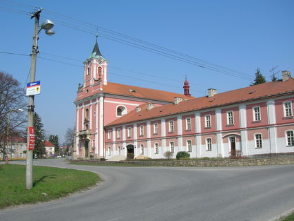 FOTKA - Kostel ve Štípě