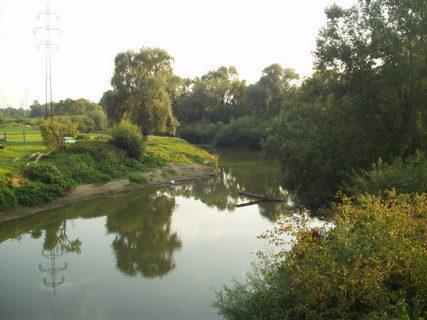 FOTKA - U řeky Odry