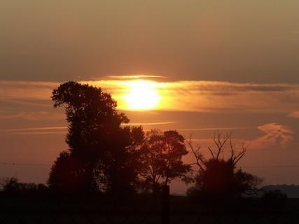 FOTKA - Východ slunce 10.9.09