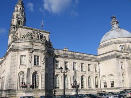 FOTKA - Cardiff - národní museum