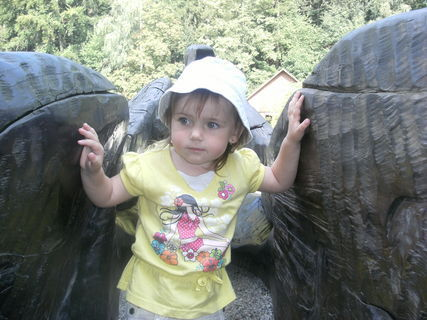 FOTKA - vnučka Sárinka