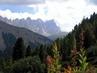 Koutek v Jižních Dolomitech