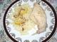 oběd-králík na citrónu