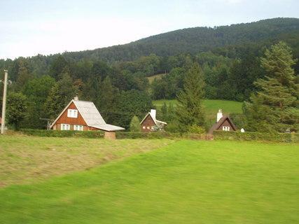 FOTKA - Horská vesnička