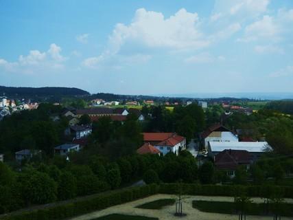 FOTKA - pohled na vesnici