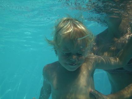 FOTKA - Gabča pod vodou