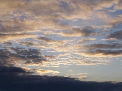 FOTKA - nebe po ránu