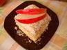 rychlý jablečný koláč.