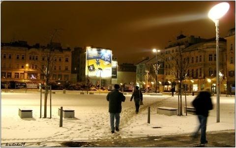 FOTKA - vzpomínky na vánoce Ostrava r.2008
